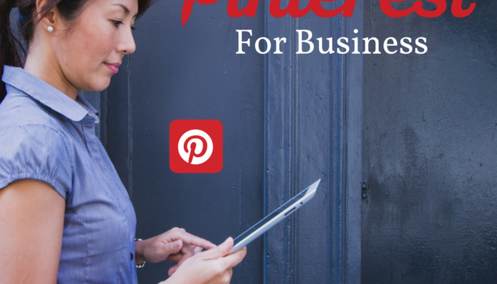 pinterest for business